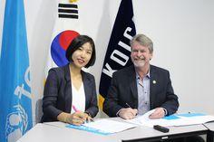 Cooperación Internacional de Korea y UNICEF juntos por la infancia