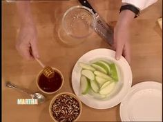 Watch Martha Stewart's Healthy After School Apple Snack Video. Get more step-by-step instructions and how to's from Martha Stewart.