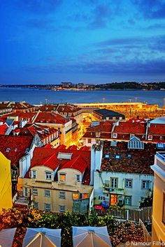 Photograph Lusco fusco - Lisboa Collection by Arlindo  Namour Filho on 500px