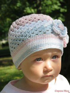 Bonnets pour bébé et leurs grilles gratuites !  - Modèles pour Bébé au Crochet