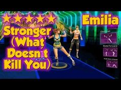 Dance Central 3 - Stronger (What Doesn't Kill You) - Hard