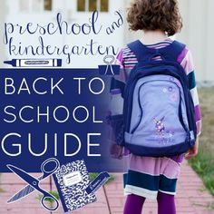 Daily Mom » Preschool and Kindergarten Must haves for Back to School  featuring adelaide hair accessories 0982d50532df0