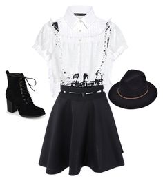 """""""1"""" by drawinxouo on Polyvore featuring Marissa Webb and Journee Collection"""