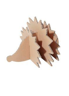 Bildergebnis für Herbstdekoration Kindergarten - Fall Crafts For Toddlers Autumn Crafts, Fall Crafts For Kids, Diy For Kids, Diy And Crafts, Arts And Crafts, Cardboard Sculpture, Cardboard Crafts, Paper Crafts, Cardboard Animals