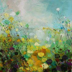 Dandelion Season by Sandy Dooley