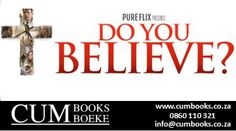 It is more than a movie, it's a question we all must answer in our lifetimes: DO YOU BELIEVE? Christian Movies, Do You Believe, You Got This, This Or That Questions, Store, News, Books, Life, Libros