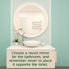 At home 30 Essential Tips to Feng Shui Your Bathroom
