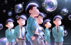We are now adults - Takos at Osomatsu-san