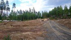 #Maatyöt #rakentaminen #kallio #talonpaikka