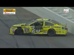 NASCAR @ Talladega Big One (Matt Kenseth Flip) - May 2016