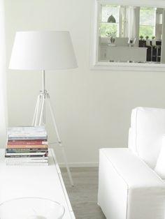 Toivottavasti löydän tällaiselle lampulle paikan uudesta kodista.