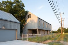 Faye and Walker Architecture | Shadow House