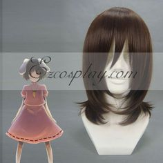Touhou Project Inaba Tewi Brown Cosplay Wig-192A  Touhou Project Inaba Tewi Brown Cosplay Wig-192A  http://www.shareasale.com/m-pr.cfm?merchantID=38080&userID=1079412&productID=605971968  #cosplay