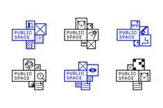 Студия Салливан | Фирменный стиль Public Space