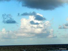 Clouds over Condado Beach, San Juan | TravelGumbo