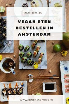 Vegan eten bestellen in Amsterdam: de beste opties op een rij! | vegan in amsterdam bestellen - veganistisch in amsterdam - amsterdam veganistisch - amsterdam vegan food - amsterdam vegan restaurant - vegan restaurants in Amsterdam - best vegan restaurants Amsterdam - amsterdam vegan breakfast - amsterdam vegan junk food - amsterdam vegan hotspots - amsterdam vegan cafe - hotspot - plantbased amsterdam - vegan sushi bar #amsterdam #veganamsterdam #amsterdamvegan #vegansofamsterdam Breakfast Amsterdam, Vegan Diner, Chia Pudding, Digital Nomad, Junk Food, Netherlands, Presents, Restaurant, My Favorite Things
