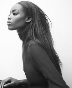 Maria Borges for Dujour Magazine Summer 2013