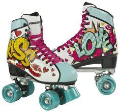Powerslide Pop Art Kiss. love these