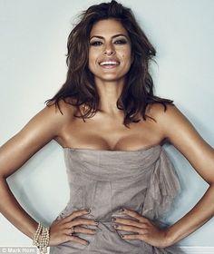 Eva Mendez.  Super hot!♥