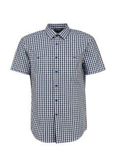 Рубашка Finn Flare - отличный выбор на каждый день. Модель в клетку выполнена из натурального хлопка. Детали: два внешних кармана, короткие рукава, планка на пуговицах. http://j.mp/1ohtp5K