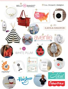 Must-Have Holiday Favorites GIVEAWAY