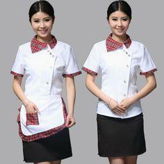 el restaurante uniforme-Uniformes de Restaurantes & Bares ...