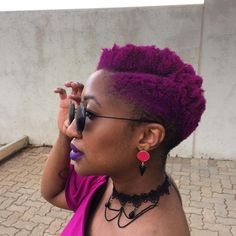 Hairstyle Ideas For Short Natural Hair | Now that spring is in full swing, it's time to freshen up your look!