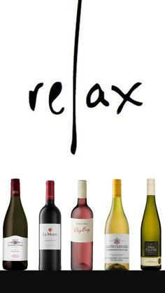 Relax and enjoy some wine