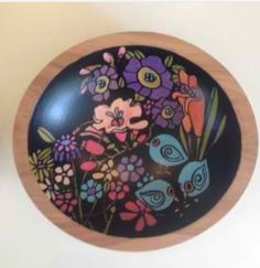 Painted bowls by nancyschaff  Sold