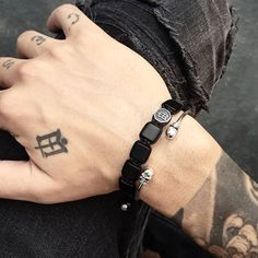 Discover Our New Flat Beads Bracelet Series at JAI-DAM.COM (link in our bio) Handcrafted in our workshop with Natural Gemstones & Sterling Silver. #jaidam #jaidamchina #jewelry #beadedbracelets #beaded #mensjewelry #style #styleoftheday #menstyle #mensstyle #tattoed #inkedlife #inked #fashion #fashionpost #instajewelry #jewelrygram #matteonyx #handcrafted #designer #details #skull #skullbracelet #winnersneverquit #neverquit