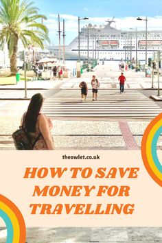 Travelling is so important for personal growth but it can be very expensive. Follow these easy tips to save money towards your travel budget, so you can start exploring and tick off your bucket list sooner #savingmoney #travelfund #budgeting #travelbudget #theowletblog via @theowletblog