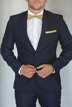 navy and gold tuxedo - Google Search