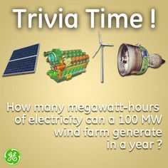 Are you a big fan of wind energy?