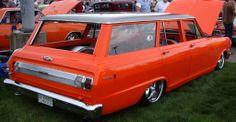 Chevy Nova wagon