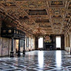 Frederiksborg Palace. Hillerod. Denmark