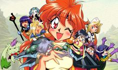 Slayers [Reena y Gaudi] ★★★★ Anime Manga, Anime Art, Ronin Samurai, Girls With Red Hair, Hair Girls, Manga Pages, Slayer Anime, Light Novel, Sailor Moon