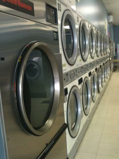 Big dryers. Commercial Laundry, Dryers, Washing Machine, Home Appliances, Electronics, American, Big, House Appliances, Clothes Dryer