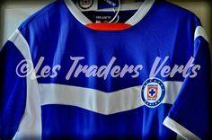 CRUZ AZUL FC Men's Jersey Blue White Size XXL NWT Producto Oficial New Playera #CruzAzulFC #CruzAzul