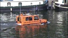 véhicules amphibies