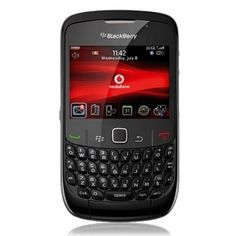 Blackberry 8520 Gemini Black