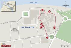 <p>Map<strong>: </strong>Bastakiya, Dubai</p>