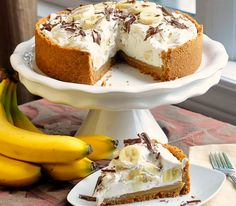 Tarta Banofee: Ένα ρεσιτάλ μπανάνας στο πιάτο σας