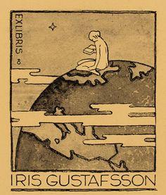 Albert Jaern, Art-exlibris.net