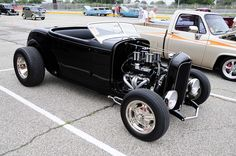 """1932 Ford """"Highboy"""" Roadster - Classic """"Old School"""" Hot Rod"""