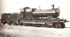 GWR 2600 Aberdare Class by Dean at Swindon Works