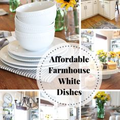 Foam Pumpkins Crafts Foam Pumpkins Crafts Hard to believe they were a dollar - Refresh Restyle Porcelain Dish, Laundry Room Makeover, Foam Pumpkins, Porch Decorating, Table Makeover, Diy Home Decor, Diy Home Decor Projects, Spray Paint Wicker, Painted Furniture