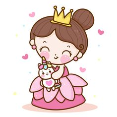 Hug Cartoon, Moon Cartoon, Mickey Mouse Cartoon, Baby Cartoon, Cartoon Kids, Princess Illustration, Unicorn Illustration, Kawaii Illustration, Princess Cartoon