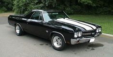 1970 El Camino..... El Caminos... you either love 'em or hate 'em - I LOVE 'EM! :)