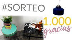 Hola! Llegamos a los 1000 suscriptores en el canal. MIL GRACIAS!!! y lo celebramos con un #sorteo muy chulo gracias a Smôkit. El sorteo estará activo 10 días desde hoy 6 octubre al lunes 16. Se anunciará el ganador en un vídeo y en instagram el martes 17 octubre. Y es solo para la Península (España)  Para participar: 1- SUSCRÍBETE! al canal http://www.youtube.com/channel/UCpm1ISnKf985bOZ7GvGRtpg?sub_confirmation=1  2- Siguenos en Instagram: Smôkit  http://ift.tt/2ggHp1J Mío…