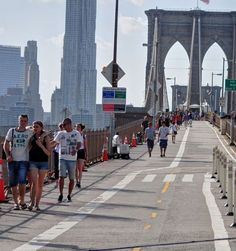 Here's everything you need to know about how to get on the Brooklyn Bridge in Brooklyn or Manhattan, and what to do both on the bridge and after,